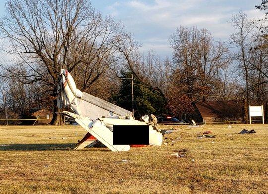 The Vanderburgh County Sheriff's Office is investigating a fatal plane crash from Saturday afternoon.