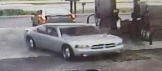 Police are searching for a silver Dodge Charger in good condition with chrome rims believed to be involved in the shooting of a teen in Cape Coral Friday morning. .