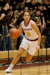 Daylynn Thornton scored 19 points for McCutcheon at Pike Thursday night.