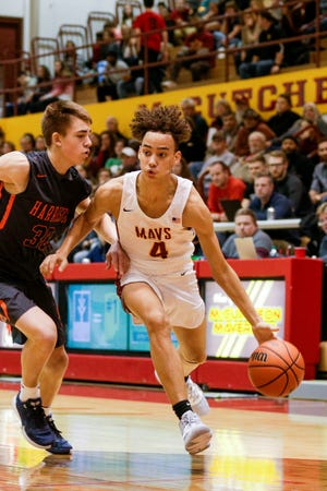 Dravyn Gibbs-Lawhorn scored 29 points in McCutcheon's win at Tech Saturday.
