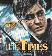 "July 2011: Times staff marked the final ""Harry Potter"" film with local content."