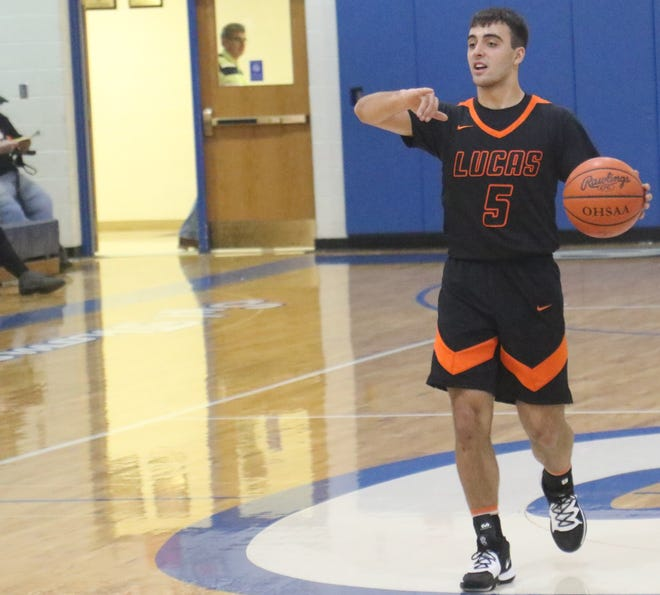 GALLERY: Lucas at St. Peter's Boys Basketball