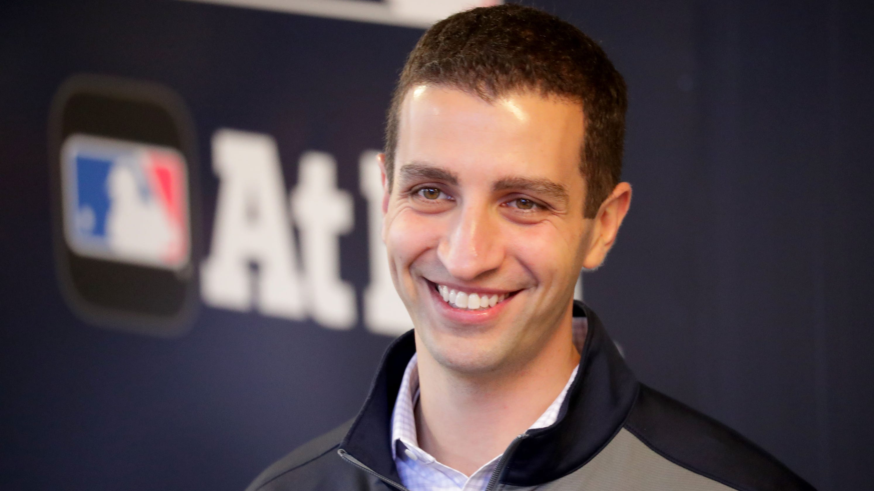With team president David Stearns on hand, Brewers continue their outreach during pandemic