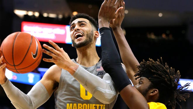 Markus Howard Scored 32 Points As Marquette Beats North Dakota State