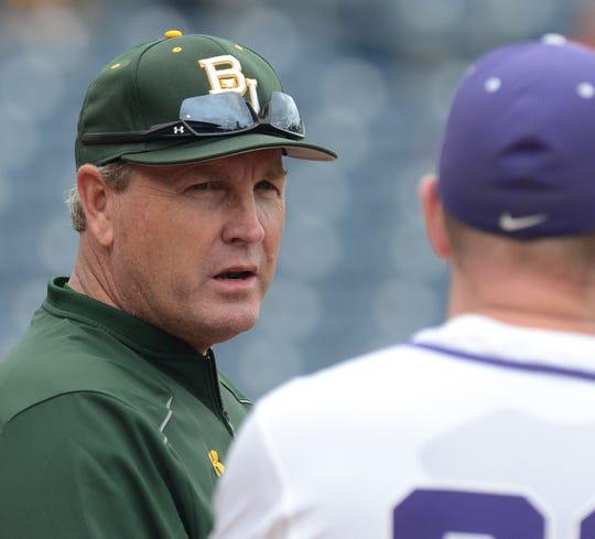 Former Baylor baseball coach Steve Smith is the new Tennessee Tech coach.