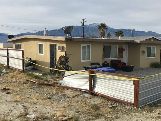 Summer Adame and her four sons were displaced from their Desert Hot Springs home after a suspected drunken driver crashed into her home, according to police.