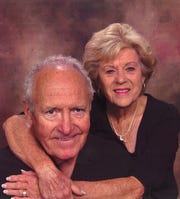 Ron And Marilyn Palfrey Of Palm Springs