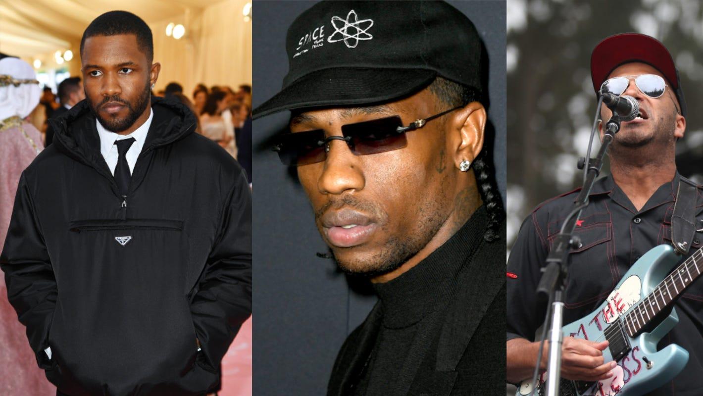 Coachella 2020 lineup: Travis Scott, Frank Ocean and Rage Against the Machine headline