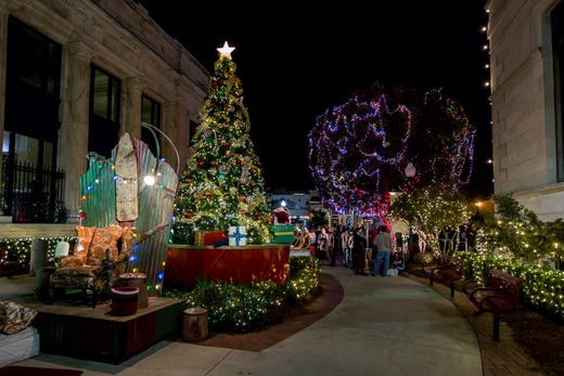 Christmas Lights Pensacola 2020 Pensacola Gallery Night 2020 schedule: '80s night, 5K event on tap