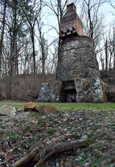 Codorus Furnace in Hellam Township, Friday, Dec. 20, 2019. Dawn J. Sagert photo