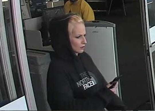 Springettsbury Township Police are seeking identification of two suspects allegedly involved in a retail theft from Best Buy, 2865 Concord Road, in Springettsbury Township that occurred Friday, Dec. 20, 2019.