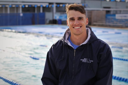 First-year Maclay coach Pavel Sankovich was named the 2019 All-Big Bend Coach of the Year in boys swimming and diving after the Marauders finished sixth in Class 1A to record the highest school finish in two decades.