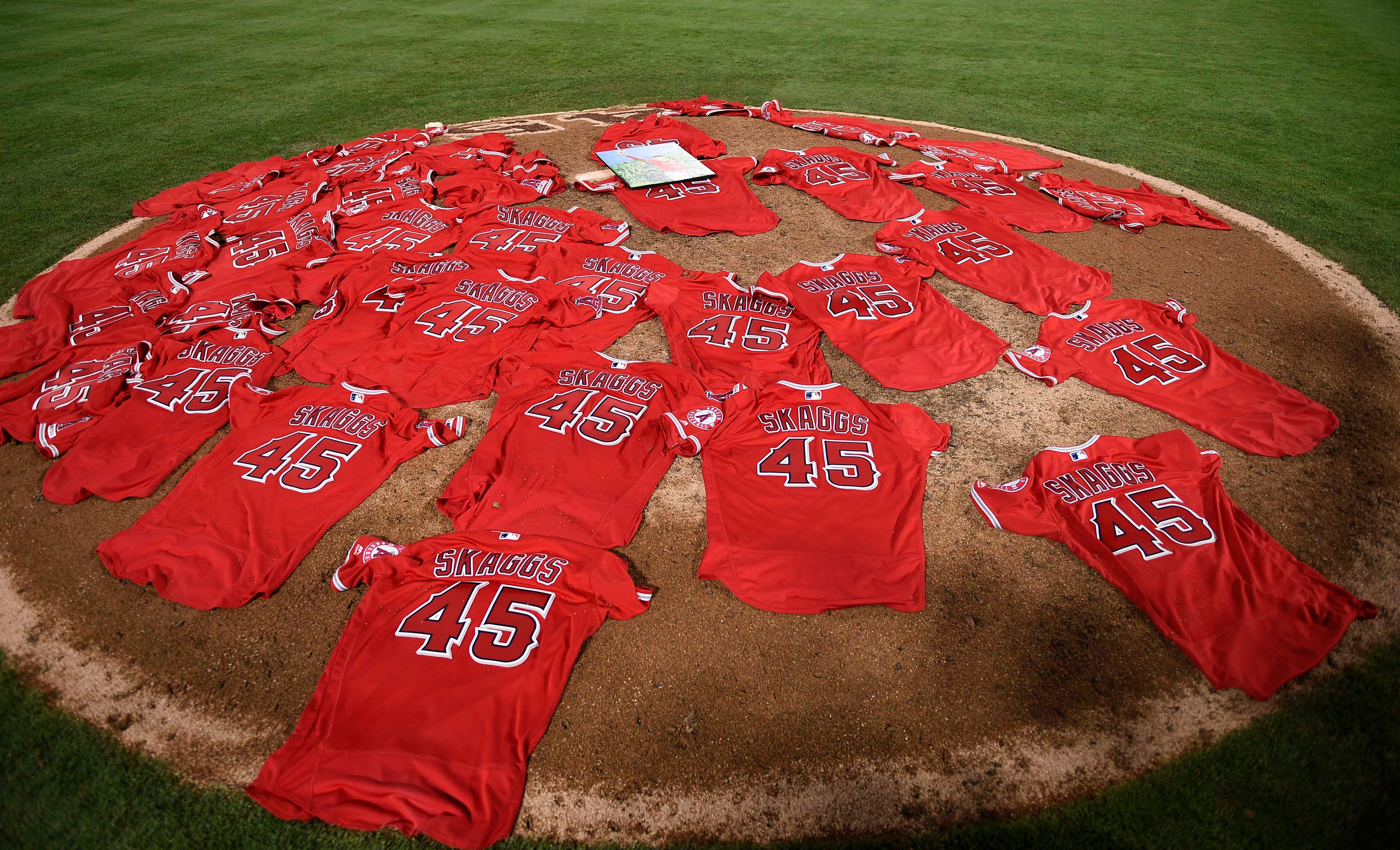 Former Angels employee Eric Kay charged with distributing fentanyl in connection with Tyler Skaggs' death