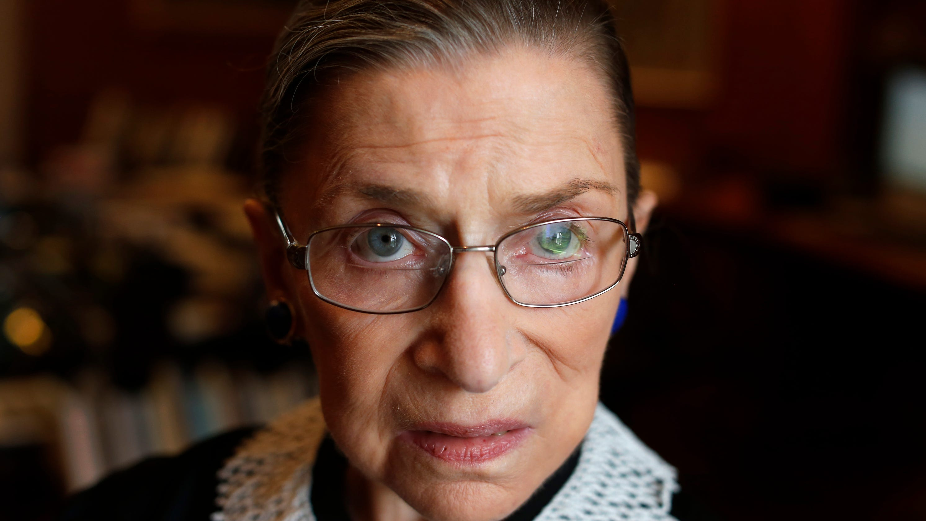 An Indianola man corresponded with the late Supreme Court Justice Ruth Bader Ginsburg for years on their shared love for opera