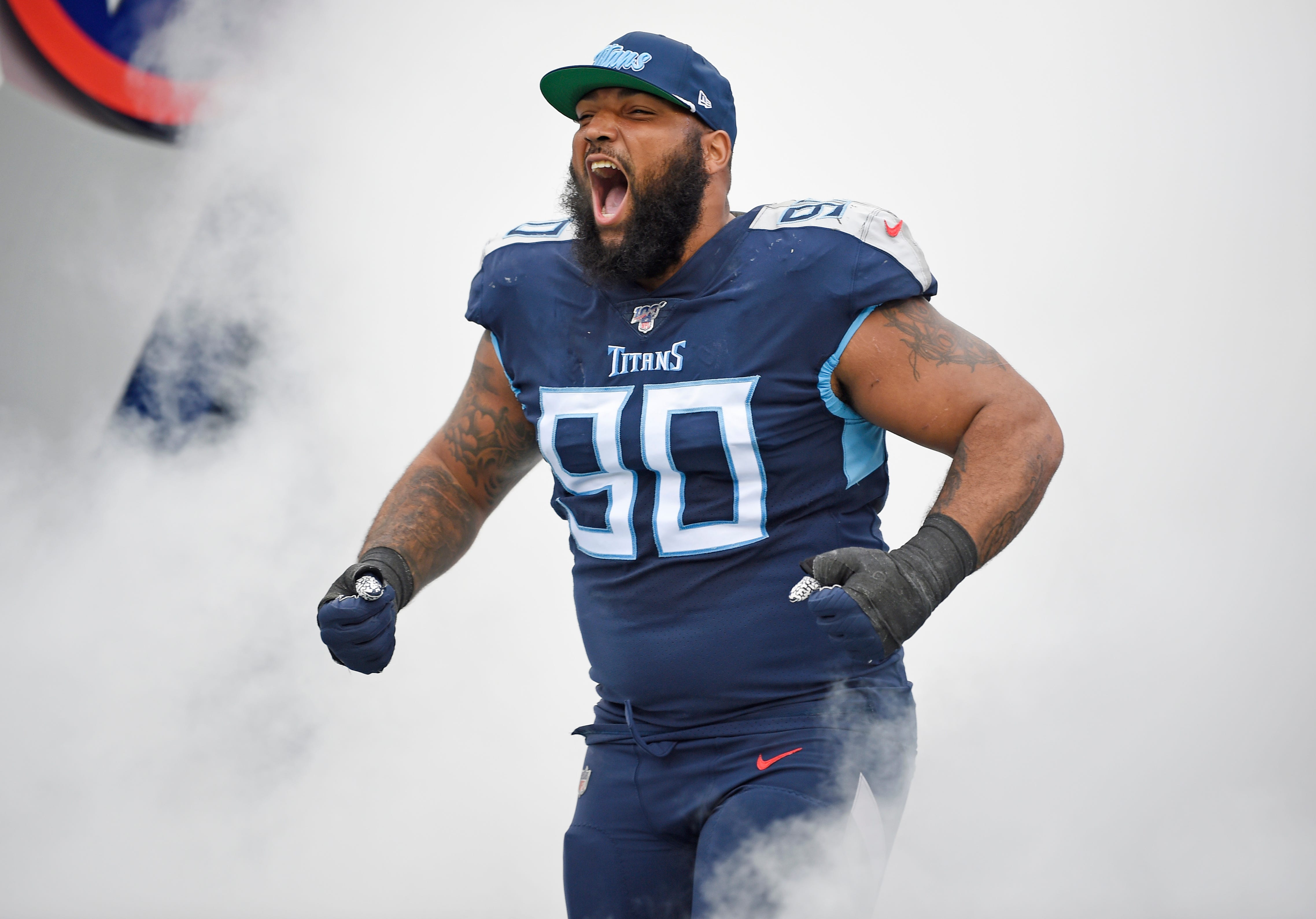 Tennessee Titans place three players on reserve/COVID-19 list after positive tests