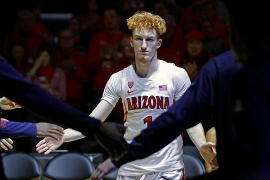 How would Nico Mannion look in a Phoenix Suns uniform?