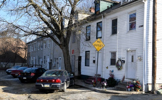 York City Police have made an arrest in connection to a double homicide in the 300 block of Wallace Street, Sunday, December 22, 2019.John A. Pavoncello photo