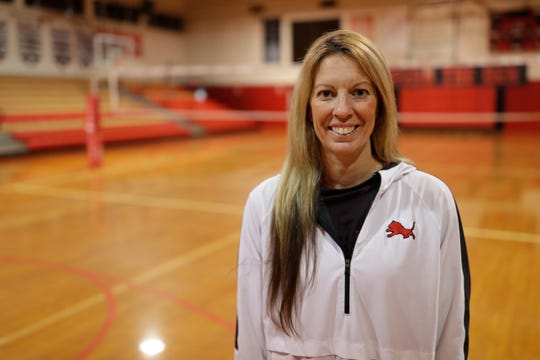 Leon volleyball coach Angie Strickland was named the 2019 All-Big Bend Coach of the Year in volleyball after guiding her team to the Class 6A state title, 29-3 record, and No. 2 national ranking while also being named the Dairy Farmers Class 6A and all-classes Coach of the Year.