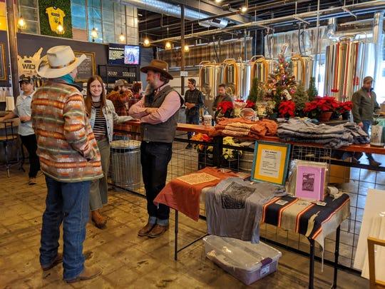 RED RIVER BAND: 7 to 10 p.m. Jan 3. Wichita Falls Brewing Company, 701 Indiana.