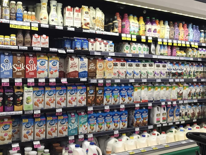"Two bills were recently introduced to protect consumers from misleading labels on imitation ""dairy"" products."