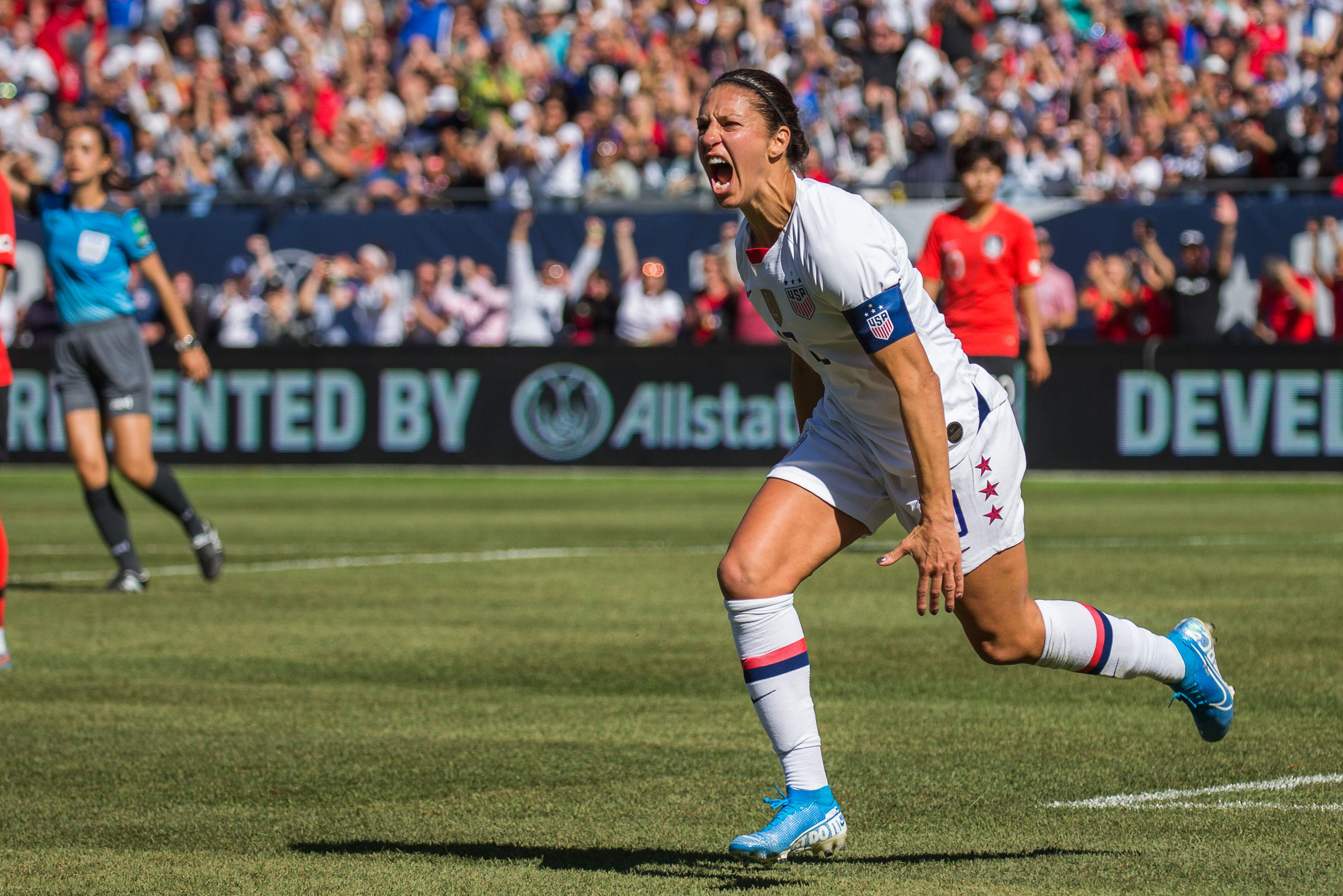 Carli Lloyd gets fresh start for Olympic qualifying with new US women's coaching staff