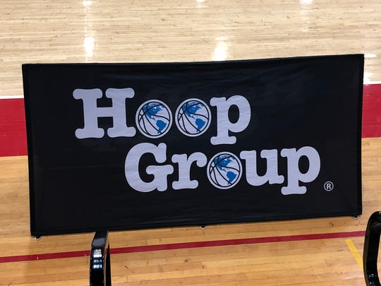 Hoop Group Tip-Off Showcase at the Thomas G. Dunn Sports Center at Elizabeth High School on Dec. 22, 2019.