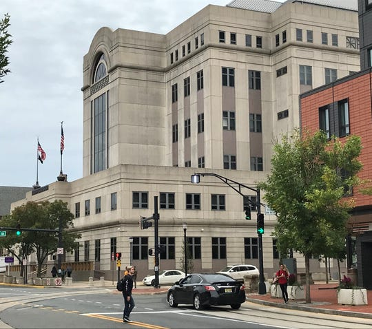 Dilcia Mercedes, accused of diverting $2 million from her employer, was sentenced Tuesday to a 46-month prison term in Camden federal court.