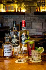 Holiday mixology classes are offered at Jeptha Creed Distilllery. (ShelbyKy Tourism)