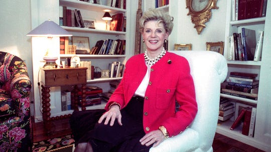 Author Judith Krantz