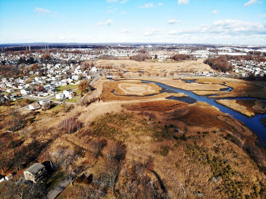The Woodbridge River leads to the Atlantic Ocean. One hundred and forty five homes have been demolished and returned to nature in Woodbridge since 2013.