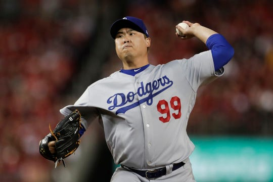 Free agent pitcher Hyun-Jin Ryu and the Toronto Blue Jays have agreed to an $80 million, four-year contract.