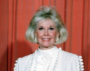Actress and animal rights activist Doris Day