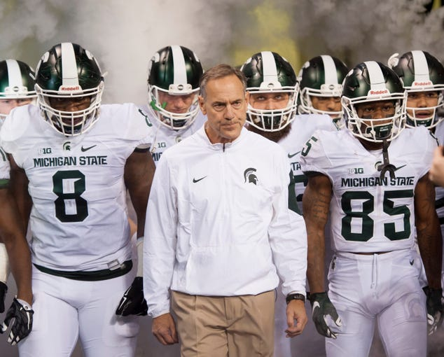 Here are Michigan State's 2016 football recruits and what happened to them since.