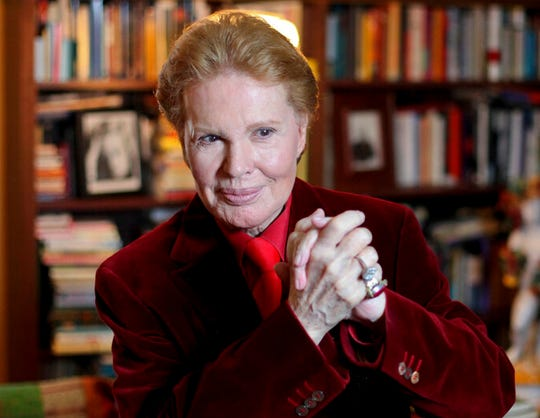 Puerto Rican astrologer Walter Mercado, also known as Shanti Ananda