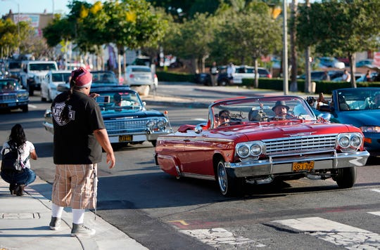For decades, Lowrider magazine was as much a statement about Chicano identity as it was about the long, ground-hugging vintage cars.