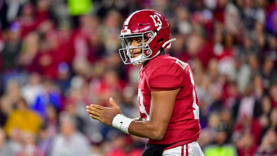 The Lions could pick up extra picks from a team interested in moving up to draft Alabama quarterback Tua Tagovailoa.