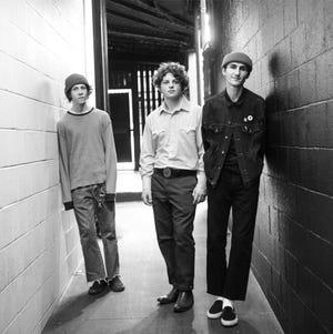 Detroit punk/garage band the Stools