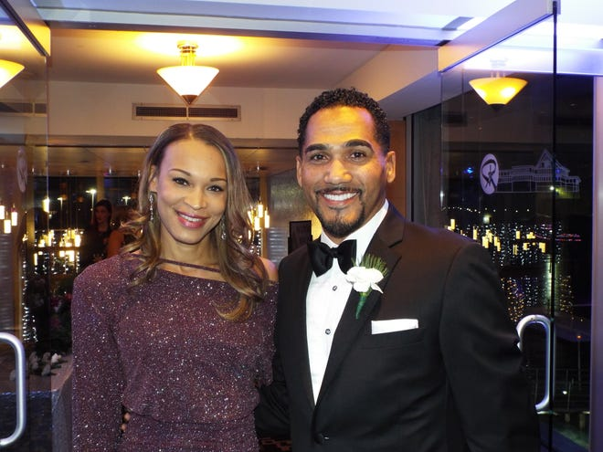 April and Maurice Morton (former club president) at The Moors Holiday Gala