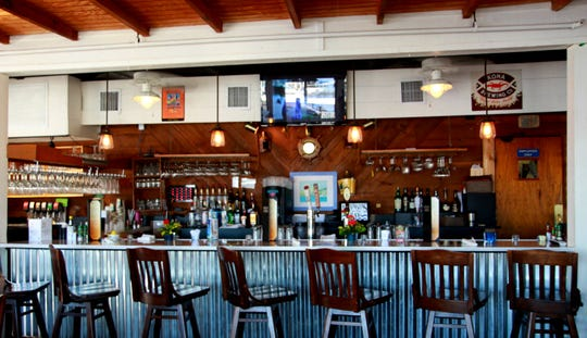Matanzas has a full-service bar with a well-rounded selection of beers, wines and spirits.