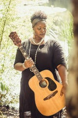 Nashville singer-songwriter Kyshona Armstrong performs Jan. 17 at the ACMA Listening Room in Fort Myers.