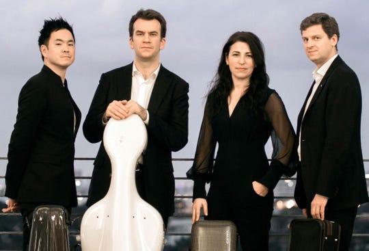 The Ehnes Quartet