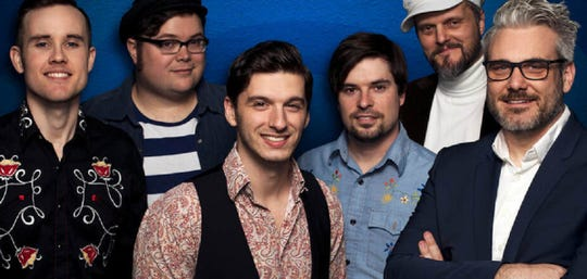 The Beach Boys tribute act Sail On performs Jan. 16 at Shell Point Retirement Community.