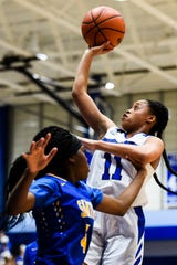 Woodmont's Anzya Cook (11)
