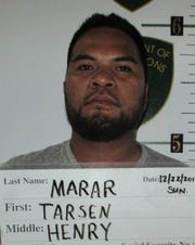 Tarsen Marar is charged with driving while impaired with injuries as a third-degree felony, driving while impaired as a misdemeanor, an opened container of alcohol as a misdemeanorand reckless driving with injuries as a misdemeanor.