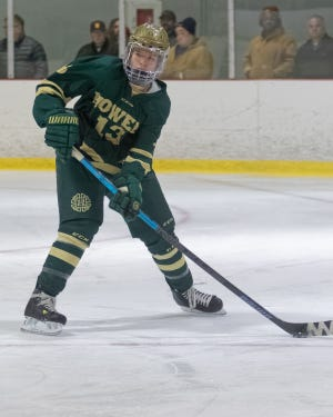 Howell's Steven Miller scored a game-winning goal in the final two minutes against Novi for the second time this season.