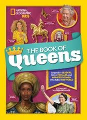 """The Book of Queens"" by Stephanie Warren Drimmer."