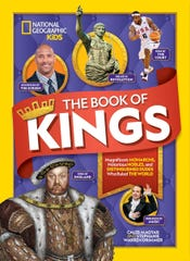 """The Book of Kings"" by Caleb Magyar and Stephanie Warren Drimmer."