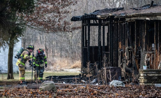 The Jeske family of Lisbon, who lost their home and belongings in a Dec. 22 fire, is thanking the community for their support.