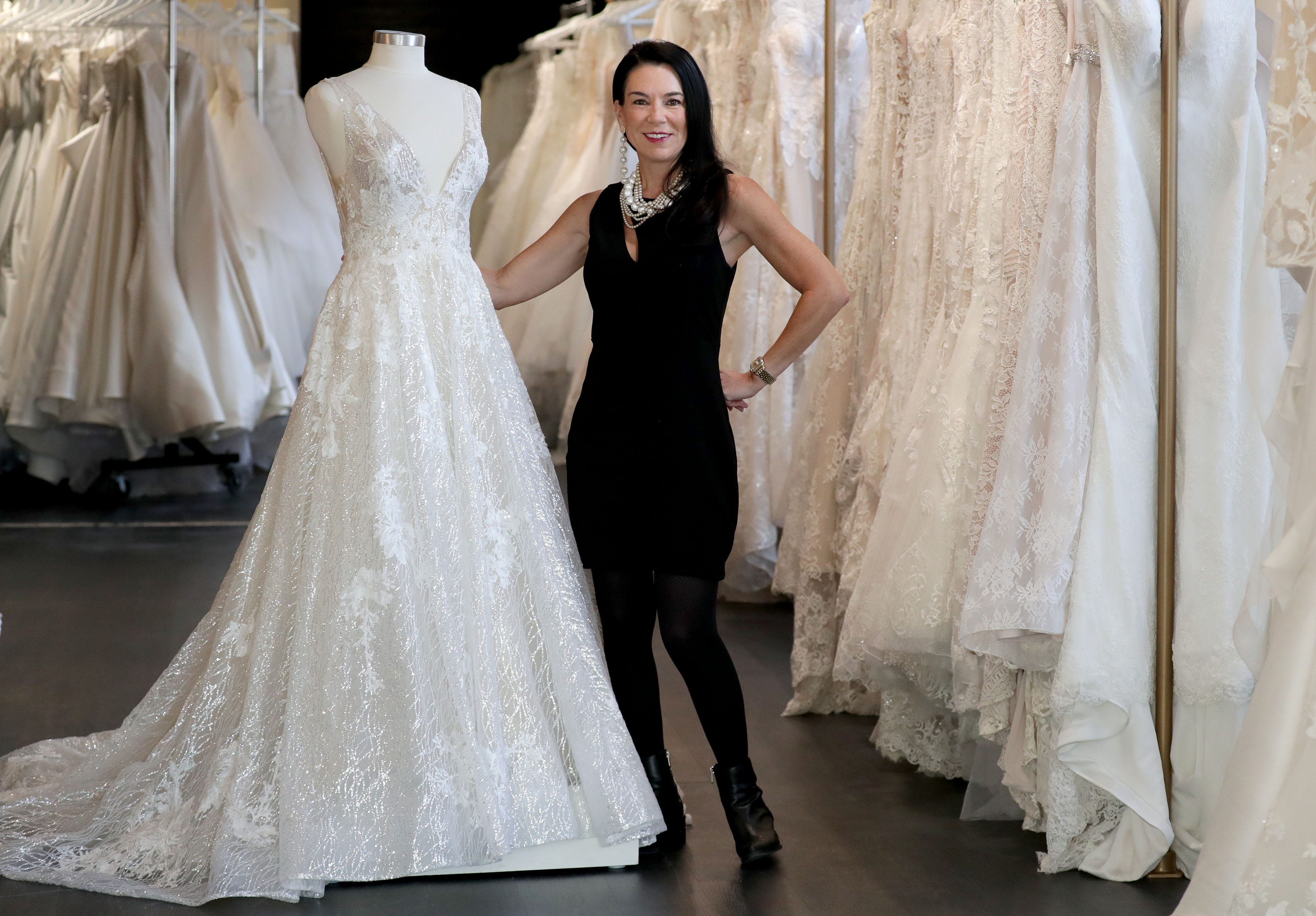 White Dress Off The Rack bridal boutique opening in Walker's Point