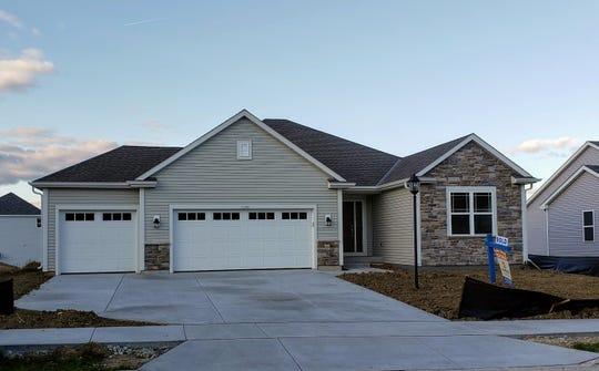 Homes in the proposed Pine Ridge Estates West development will resemble already built homes in Pine Ridge Estates.